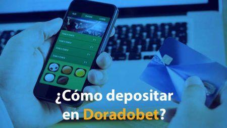 ¿Cómo depositar en Doradobet?