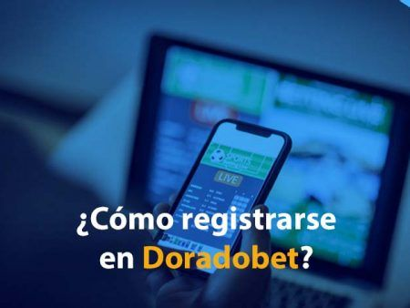 ¿Cómo registrarse en Doradobet?