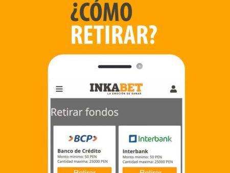 ¿Cómo retirar dinero de Inkabet?