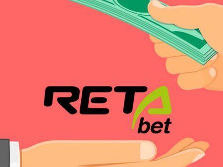 ¿Cómo retirar ganancias de RETAbet?