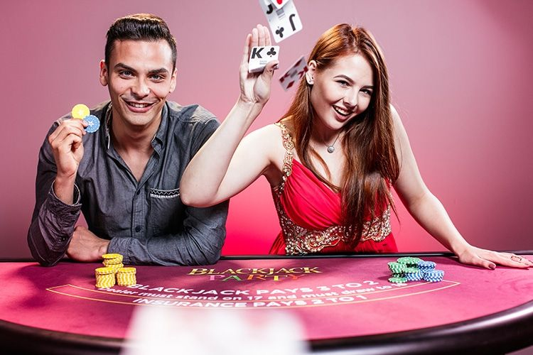 Live casino en Betsson